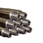 Friction welded drill pipe